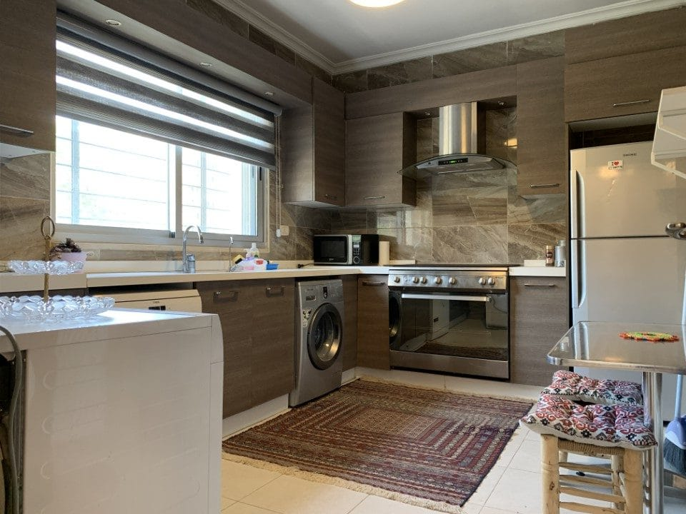 Furnished GF Apartment for Rent